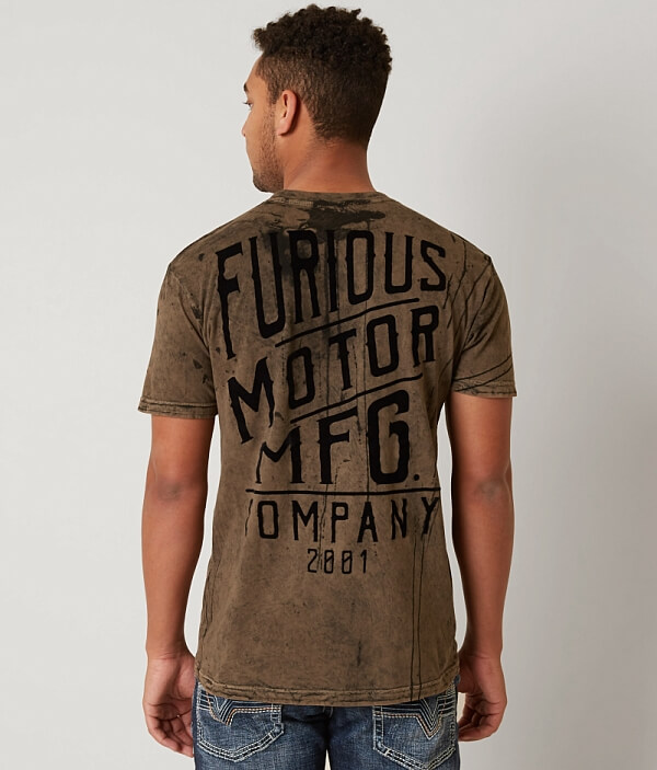 Hand Made Fast amp; Furious Shirt T nxpREx1H