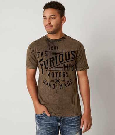 Fast & Furious Hand Made T-Shirt