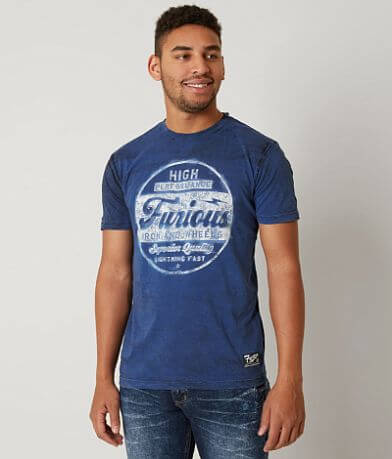 Fast & Furious Superior Iron T-Shirt