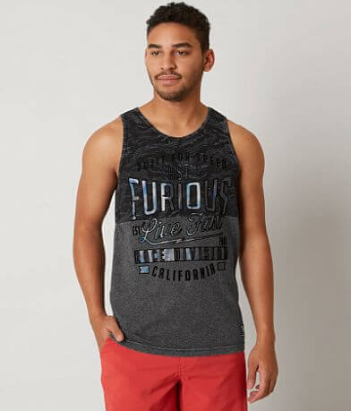 Affliction Fast & Furious Race Division Tank Top
