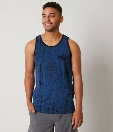 Affliction Fast & Furious American Muscle Tank Top
