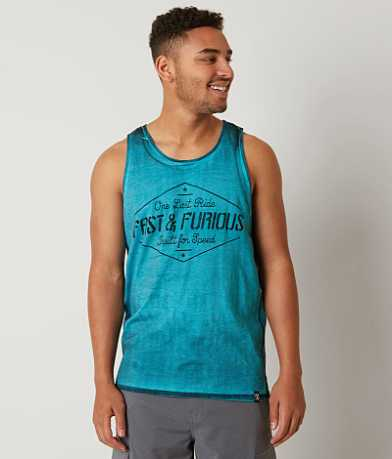 Fast & Furious One Last Ride Tank Top