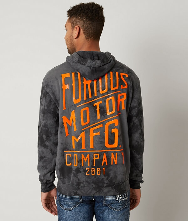 Made Sweatshirt Fast amp; Furious Hand Hooded wqXqr0txf