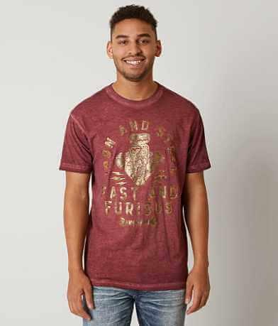 Fast & Furious Steel & Iron T-Shirt