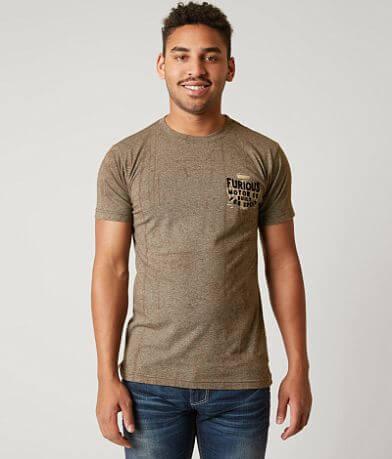Fast & Furious Living Life T-Shirt