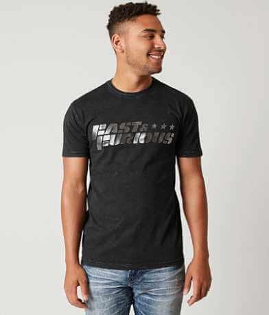 Fast & Furious Banner T-Shirt
