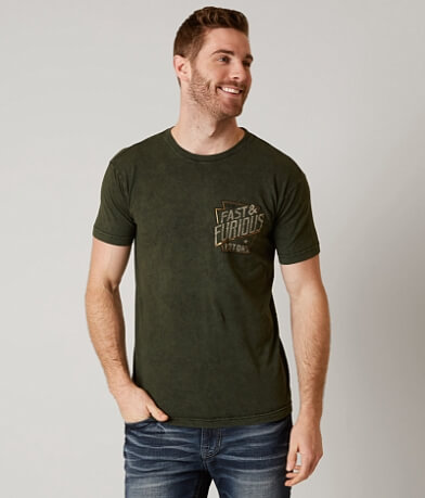 Fast & Furious Motor Club T-Shirt