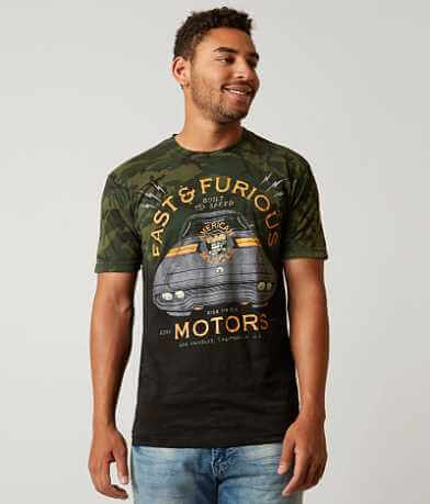 Fast & Furious USA Muscle T-Shirt