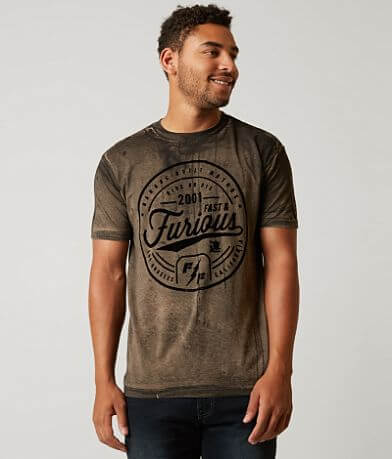 Fast & Furious Garage Reversible T-Shirt