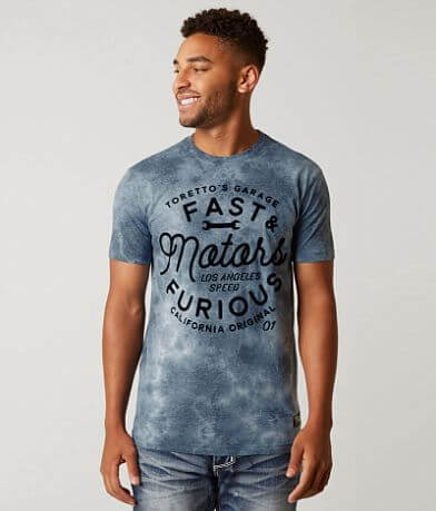 Affliction Fast & Furious Los Angeles T-Shirt