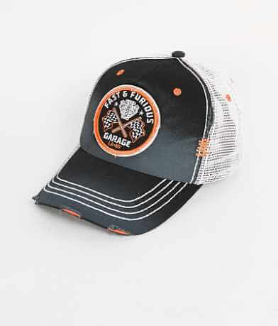 Fast & Furious Throttle Trucker Hat