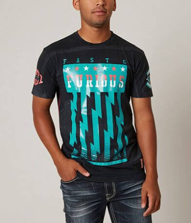Fast & Furious Raining T-Shirt