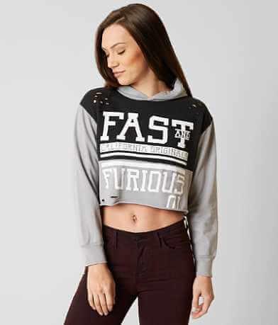 Fast & Furious Motor Speed Hooded Sweatshirt