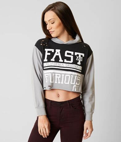 Fast & Furious Motor Speed Hooded Sweatshirt