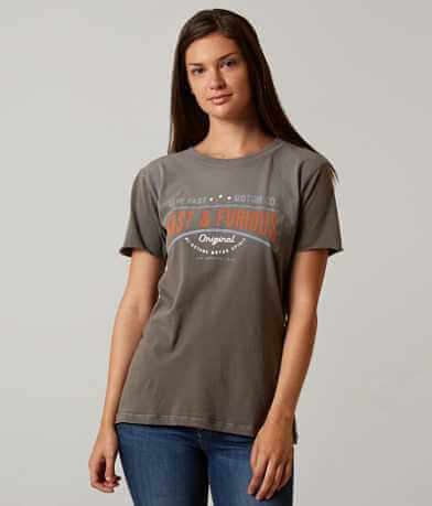 Fast & Furious Motor Parts T-Shirt
