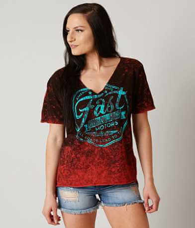 Fast & Furious Shifter Rolled T-Shirt