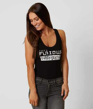 Fast & Furious RPM Bodysuit