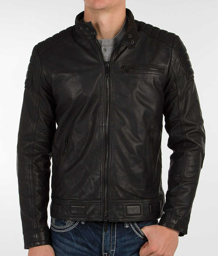 Affliction Movement Jacket front view