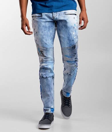 M.Lab Waves Slim Stretch Jean