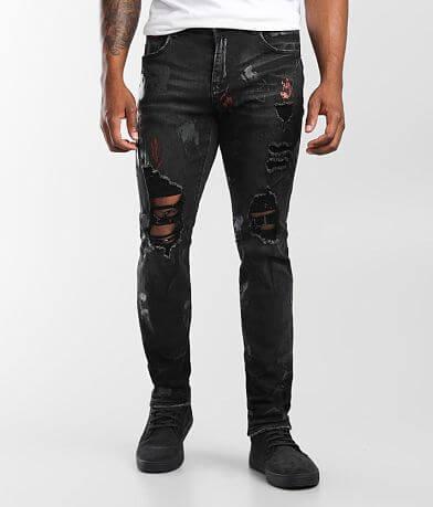 M.Lab Omission Slim Stretch Jean