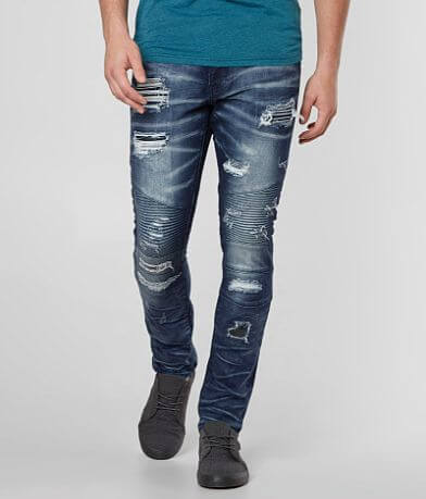 M.Lab Slim Moto Stretch Jean