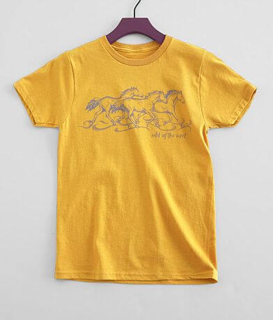 Girls - American Highway Wild As The Wind T-Shirt