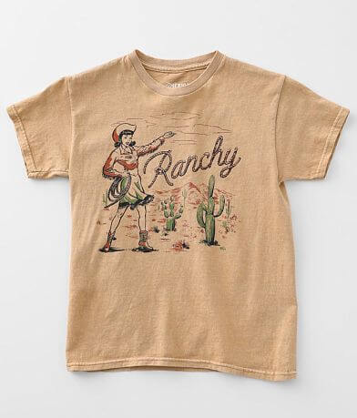 Girls - American Highway Ranchy T-Shirt