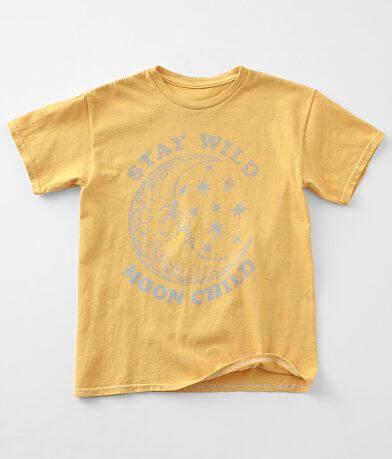 Girls - American Highway Moon Child T-Shirt