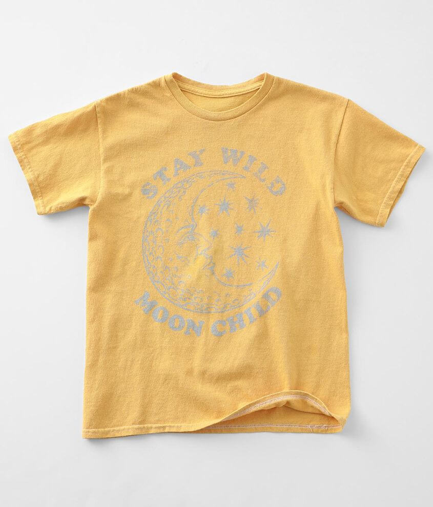 Girls - American Highway Moon Child T-Shirt front view