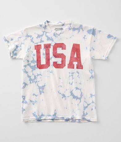 Girls - American Highway USA T-Shirt