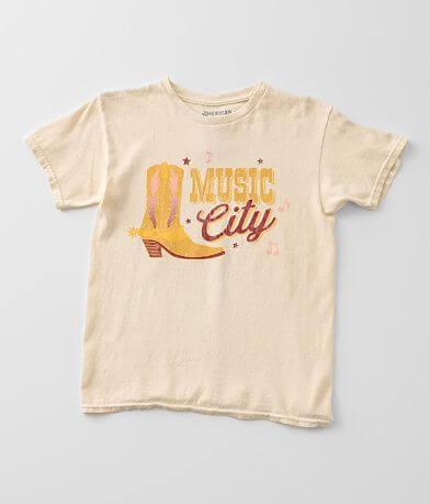 Girls - American Highway Music City T-Shirt