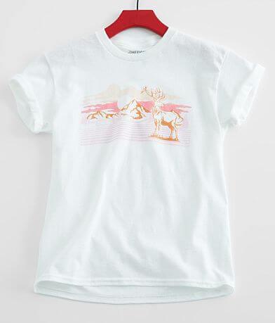 Girls - American Highway Scenic T-Shirt
