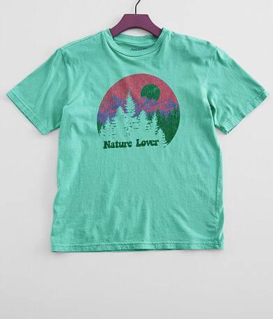 Girls- American Highway Nature Lover T-Shirt