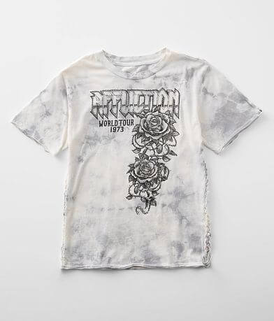 Girls - Affliction Tour Of Roses T-Shirt