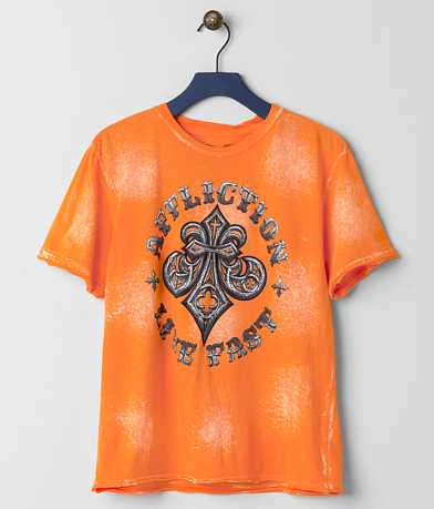 Boys - Affliction Royal Connect T-Shirt
