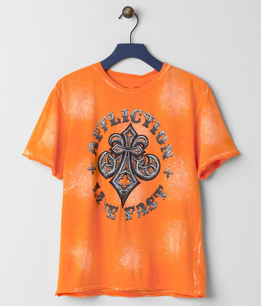 Boys - Affliction Royal Connect T-Shirt front view