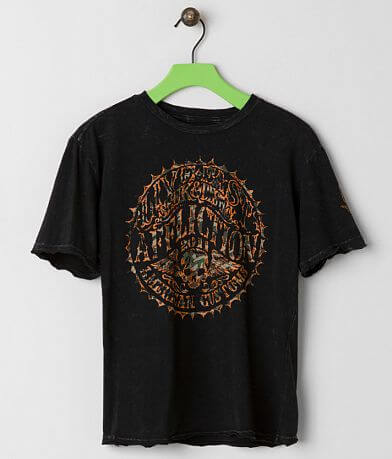 Boys - Affliction Sacred Seal T-Shirt
