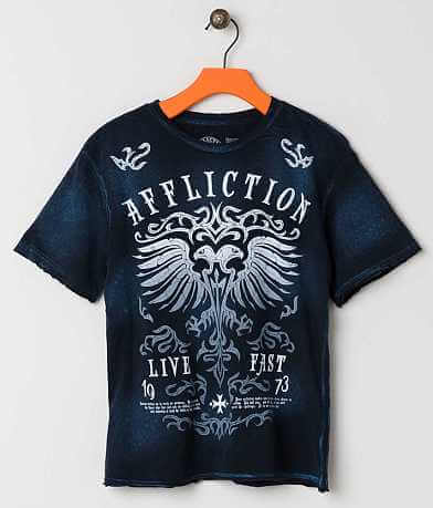 Boys - Affliction Dark Ages T-Shirt