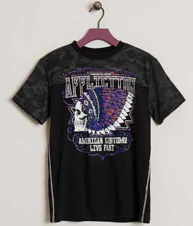 Boys - Affliction American Customs Roam T-Shirt
