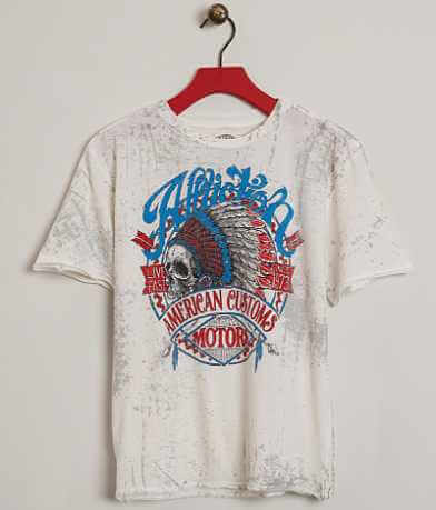 Boys - Affliction Vision Quest T-Shirt
