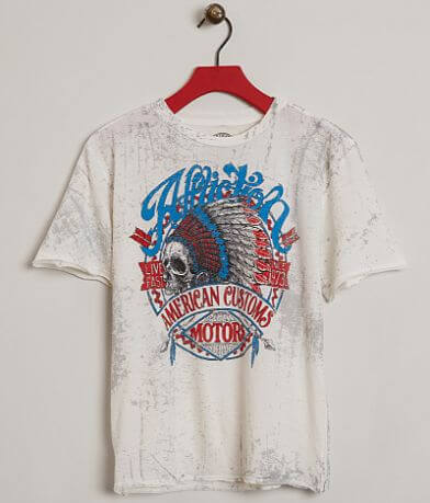 Boys - Affliction Vision Quest T-Shirt