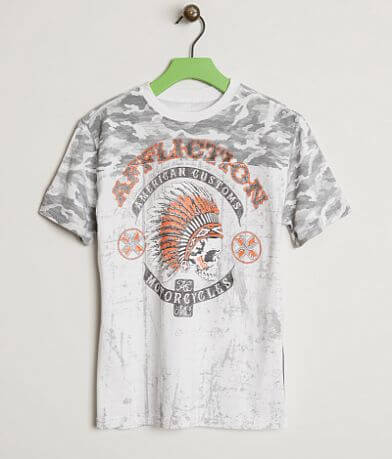Boys - Affliction American Customs Arrow T-Shirt