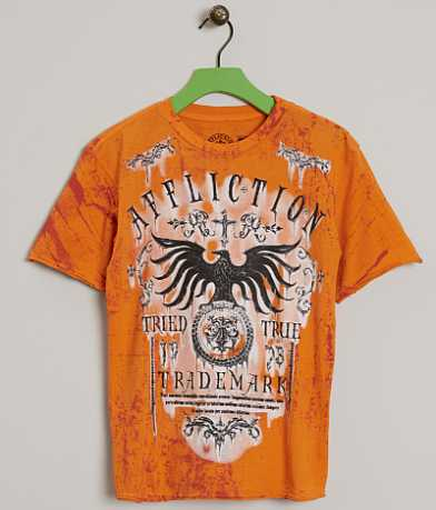 Boys - Affliction Tried T-Shirt