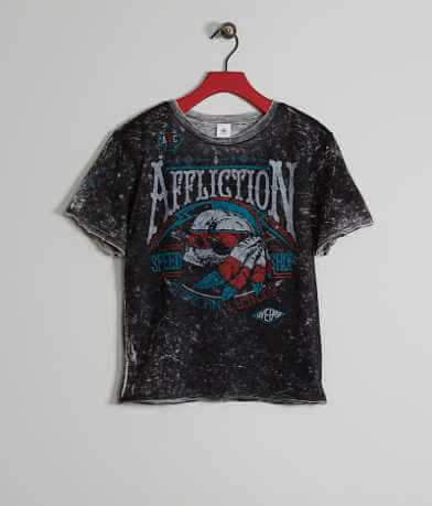 Boys - Affliction American Customs Speed T-Shirt