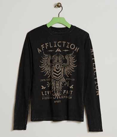 Boys - Affliction Freedom Defender Value T-Shirt
