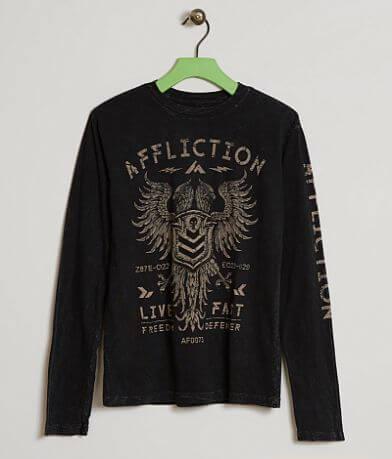 Boys - Affliction Freedom Defender Value T-Shirt