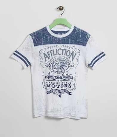 Boys - Affliction Prohibition T-Shirt