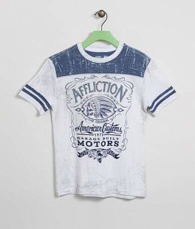 Boys - Affliction Prohibition T-Shirt