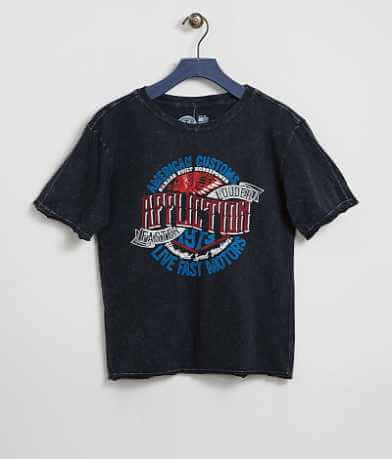 Boys - Affliction Faster Louder T-Shirt