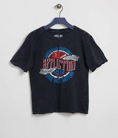 Boys - Affliction Faster Louder T-Shirt
